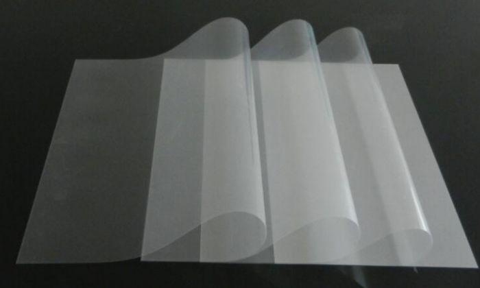 哑光硅胶烫画胶片
