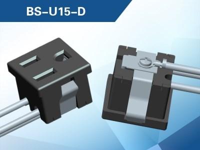 带线防护门美式母座BS-U15-D