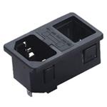 三合一插座ST-A01-004K-JY-015-D