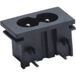 八字插座ST-A03-005N-P4