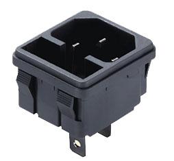 保险丝插座 ST-A01-004KW(m)