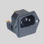 双保险丝插座YD-012