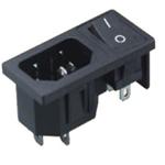 二合一插座ST-A01-003JD-010+A