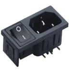 二合一插座ST-A01-003JC-S33+A