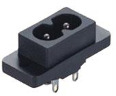 八字插座ST-A03-002CS