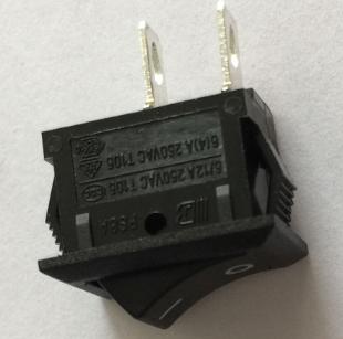 迷你船型开关PS8A-2M